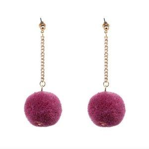 Atelier Sona Jewelry - 3/$24 Sale! Dangling Pom Pom Earring